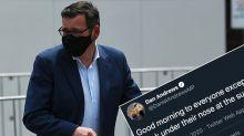 Dan Andrews slams supermarket shoppers in 'sassy' tweet