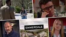 Next week on 'Emmerdale': Kim and Jamie to leave? Plus Andrea's pet dog is tortured (spoilers)