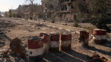 IS shelling kills 14 civilians in east Syria city: monitor