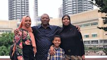 After Years Apart, Muslim Families Split By Trump's Travel Ban Have High Hopes For Biden