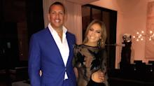 Jennifer Lopez and Alex Rodriguez Get a Head Start Celebrating Their Birthdays
