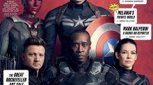 Marvel heroes assemble for Vanity Fair cover: The epic tweet-cap