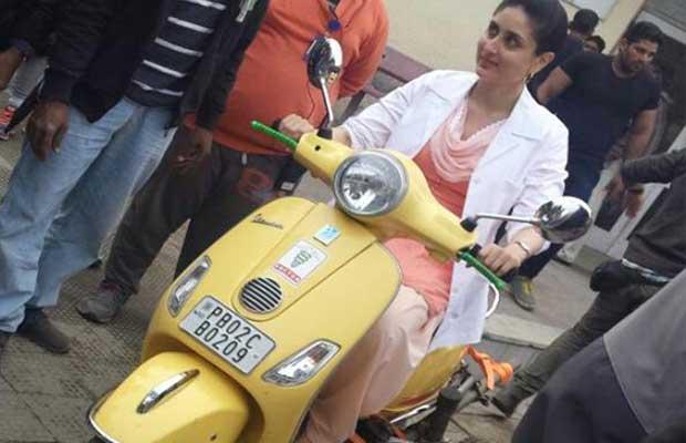 3 idiots kareena kapoor scooter