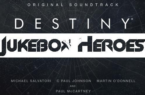 Jukebox Heroes: Destiny's soundtrack