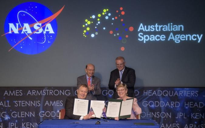 NASA/Joel Kowsky