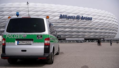 """Champions League: Münchner Polizei: """"Keine konkrete Gefährdung"""""""
