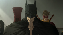 'Batman Ninja' trailer: The Dark Knight heads to feudal Japan and battles the Joker in stunning anime