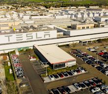 Stock Market Rally Tested: Tesla Fremont Reopens, Recent IPOs Datadog, OneMedical Soar On Earnings