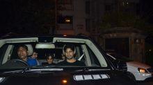 Karan Johar hosts birthday party for his protégé Sidharth Malhotra - ex Alia attends