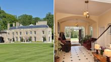 EuroMillions winner puts seven-bed £6.5m mansion up for sale