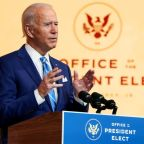 Biden transition kicks into gear, as Trump acknowledges dwindling legal options