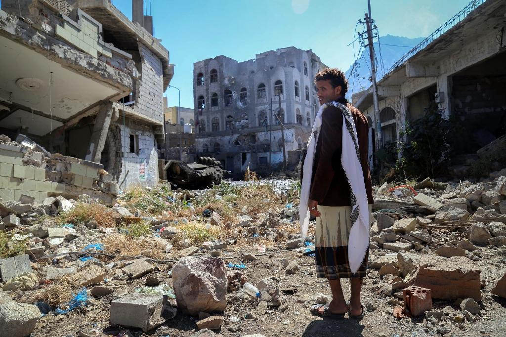 Nearly 7,500 people have been killed and more than 40,000 injured in Yemen over the past two years