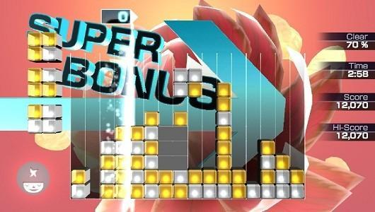 Lumines changes hands, returning on iOS and Android