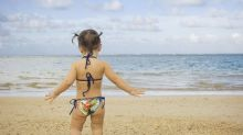 Baby bikinis: Are two-pieces for children appropriate?