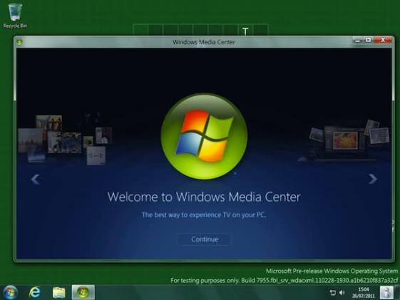 Microsoft breaks down Windows 8's Media Center upgrade path, Dolby codec support