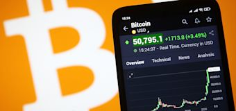 Bitcoin recovers to $50,000 as Square invests $170m