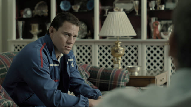 'Foxcatcher' Clip: I Want to Win Gold