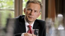 Latvia bars central bank boss from work amid bribery allegations