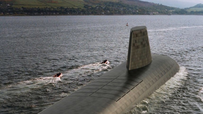 Spending watchdog warns over £6bn risk to Britain's nuclear submarine programme