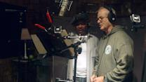 Bill Murray Sings as Baloo in 'The Jungle Book' Recording Studio