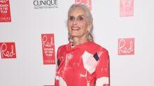 Daphne Selfe: Mit 90 Jahren noch Topmodel!