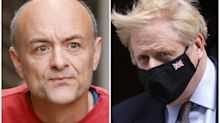 'Led by donkeys': Dominic Cummings says it's crackers Boris Johnson is prime minister