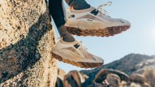 The North Face debuts the Vectiv line, a new collection of footwear that merges tech with trail