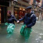 Geox, René Caovilla + More Brands Help Save Venice From Flood Damage