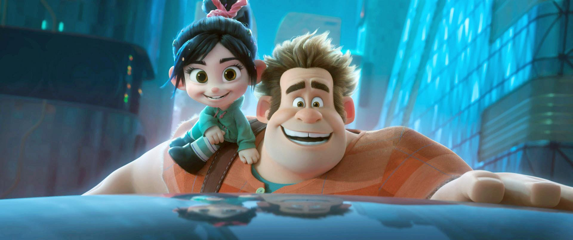 Exclusive look at 'Ralph Breaks the Internet' Easter eggs, including Disney deep cuts you missed