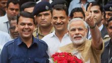 Bouyed by UP success, BJP may call for mid-term polls in Maharashtra
