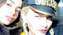 Anitta comemora hit com Madonna: 'Me sinto forte e poderosa'; confira