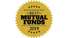 Best Mutual Funds Awards By Category: International Stock Funds