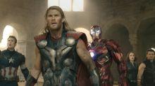 Cameras start rolling on Avengers 4