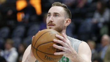Hayward's time in Boston has been a rollercoaster