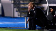 Zidane reacts to back-to-back stunning losses ahead of El Clasico