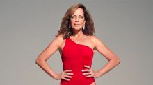 58-year-old Allison Janney rocks a red swimsuit, opens up about ageing gracefully