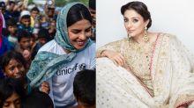 QuickE: Priyanka Chopra Meets Rohingya Refugees; Tabu Joins Bharat