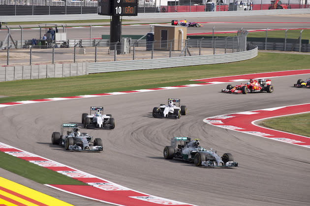BBC's Sport apps now deliver real-time F1 notifications