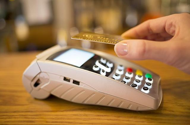Sainsbury's finally caves to contactless