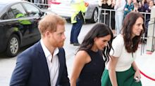 Meghan Markle Held a Secret Meeting With New Zealand's Prime Minister