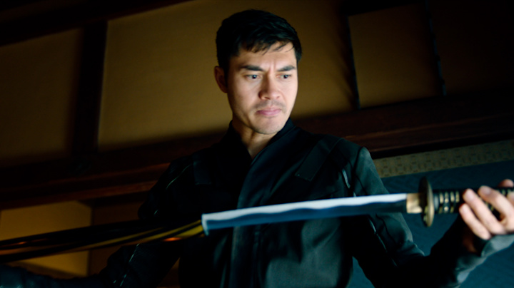 'Snake Eyes' star on being a real Asian hero