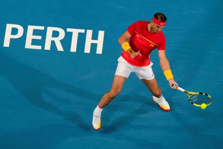 Not Easy Nadal Gets 2020 Season Underway With A Win