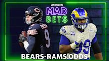 Bet $1 on the Rams or Bears moneyline and win $3 for every point scored on Monday night!*