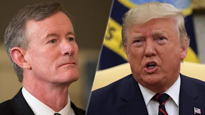 Military expert: Trump failing as leader of U.S.