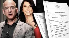 Jeff and MacKenzie Bezos Officially File for Divorce After Working Out Billion Dollar Settlement