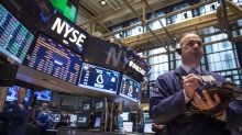 Stock market news live: Dow falls again after Apple warns of coronavirus, Nasdaq closes barely in the green