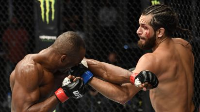 This isn't the Jorge Masvidal you're used to