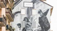 Gucci Unveils Four Murals