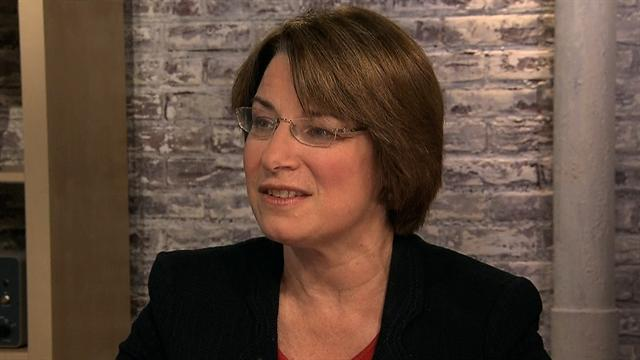 Klobuchar: GOP now willing to look at revenue, not just spending cuts
