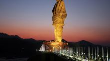 Scammers try selling world's tallest statue as pandemic boosts India's cyber crime